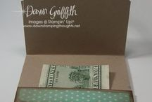 Cards...Money & Gift Card Holders