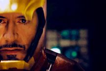MARVEL heroes / - I have to protect the only thing I can't live without. It's you. -  Tony Stark