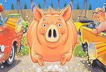 Kids' Books Illustration
