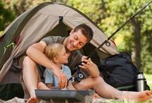Camping met viswater / Op vakantie naar een vakantiepark & camping met viswater. Mölke ligt aan het riviertje de Regge en biedt uitstekende vismogelijkheden.    http://www.molke.nl/vakantiepark/faciliteiten/camping-met-viswater