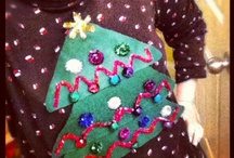 Tacky Christmas Friday... Oh yeah on like donkey kong !!!! / by Jessi Green