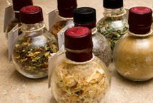 food- spices and seasonings / by Penny Herbert