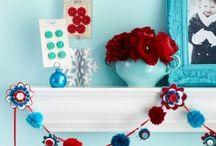 Color & Design LOVE / Lovely color schemes and unique design ideas.