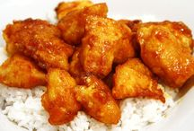 Food / Sweet and sour chicken