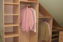 Giysi Dolabı ve Odası