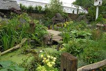 Přírodní styl v zahradě
