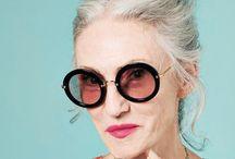 Estilo - Ladies / Inspirações para mulheres acima dos 40, 50, 60, 70 anos ou mais!