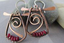 Gioielli orecchini