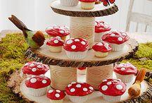 Fairy baking