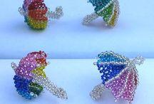 miniaturi margele nisip