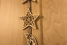 Laser cut gifts