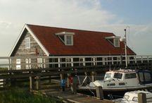 Vaste boothuizen