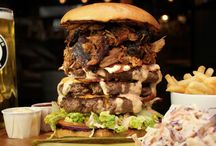 Best Burgers in London / BarChick's Favourite Burgers in the City / by BarChick