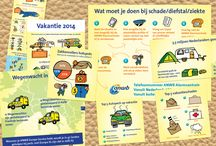 Infographic door Studio Buffalo / Infographics door Studio Buffalo: reclamebureau / ontwerpstudio in Den Haag