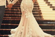Wedding dresses:)