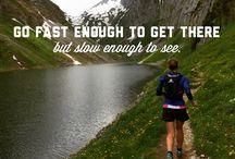 Travel & Running