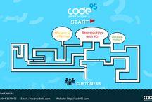 Social media Puzzles / For instant reach: Phone: 064 3219595 E-mail: info@code95.com Website: www.code95.com