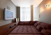 Interiors and houses / by Matthijs de Vries