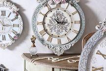 Relojes arabescos