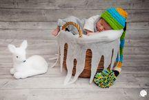 Idées Shooting bébé / Douceur et sourire