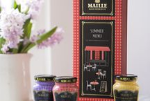 Seasons of Maille–Summer / Enjoy the summer season full of heat, outdoor cooking, entertaining, and good times with us! / by Maille US