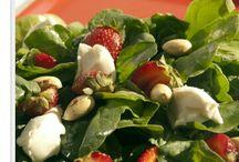salads / Fresh and healty