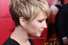 Short hair / Hairstyles for short short hair