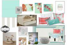 Isabella's bedroom ideas