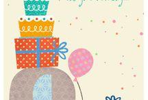 Souhaits anniversaire