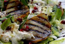 Salad / Sałatki  ,,Magia w kuchni,,
