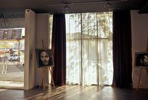 Studio7A / our beautiful place #cultural center #art