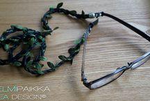 Tea Design silmälasinauhat