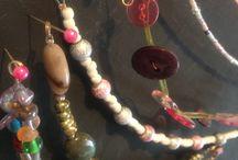 Jewellery / Jewellery handmade in the studio