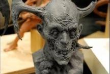 bust sculpt