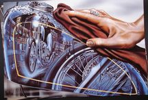 David Mann Art / by Rodney Martin