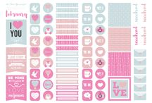 Sticker freebies