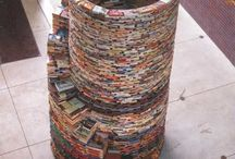 Look Look - It's Made From Books!