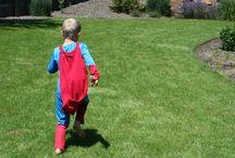 Birthday - Boy / Super-hero b-day? or just for fun / by Jodi Schlafer Whitsitt
