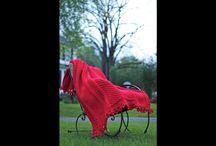 Crochet - Aran Throws/Blankets