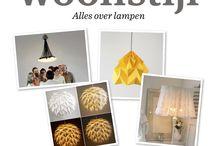 Woonstijl - Lampen / Een grappige lamp gespot of juist een hele mooie? Laat een reactie achter op onderstaande link en pin mee! Lees alles over verlichting op www.woonstijl.nl en doe de gratis test: http://www.woonstijl.nl/verlichtingstest/ http://www.pinterest.com/pin/14777505001128662/