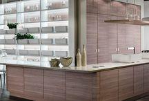 Cocinas de Diseño / Las últimas novedades en mobiliario para cocinas creados por los mejores diseñadores y los mejores estudios de arquitectura y diseño.