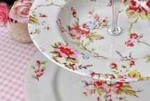 rozen servies