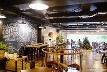Thiết kế quán cafe | Coffee Shop Interior Design / #coffeeshop #interior #design