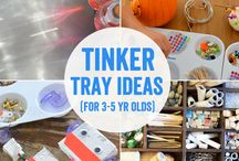 Tinker Trays- STEM learning