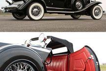 Régi autók_Oldtimer car