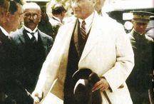 Mustafa Kemal Atatürk / by Mustafa Ak