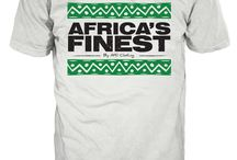 Africa's Finest / If you are Africa's Finest - you need this in your closet...