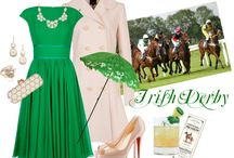 Kentucky Derby Style / by Connie Mcintyre-Moore