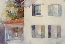 Huis portret