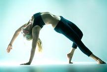 Yoga. / by Katie Pruitt